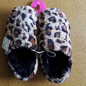 SO Awesome Furry Slippers
